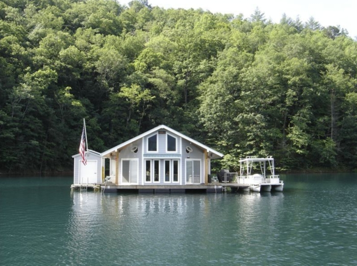 top 10 north carolina homes literally on the water you can Lake Cabin Rentals Nc