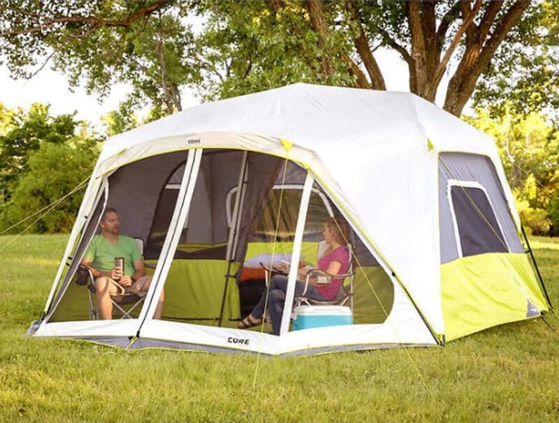 top 22 best cabin tents review in 2021 mytrail 3Room Cottage Cabin Tent