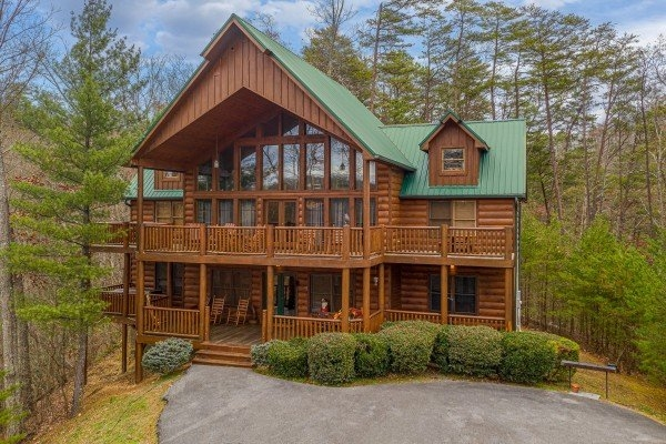 true grit a pigeon forge cabin rental Cottage Cabin Rental Tennessee