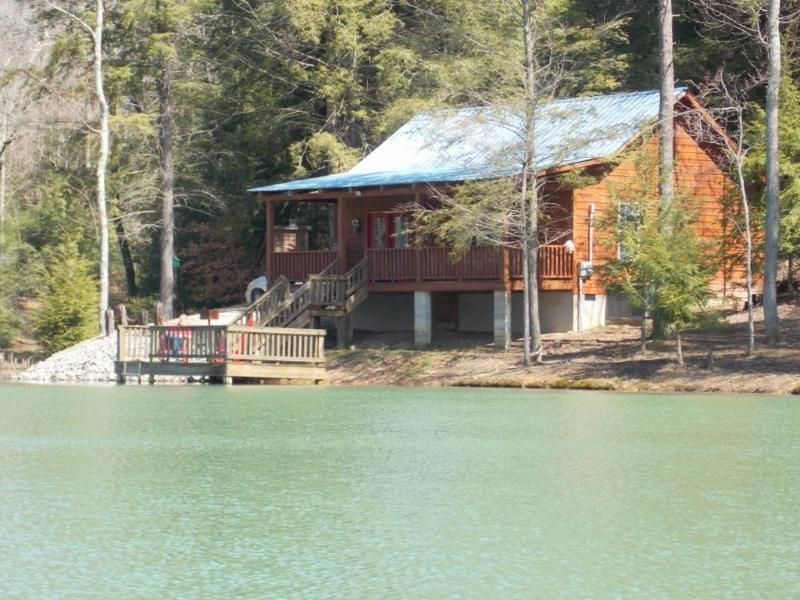 twos company secluded cabin small lake fishing updated Lake Cabin Vacation Rentals Near Me