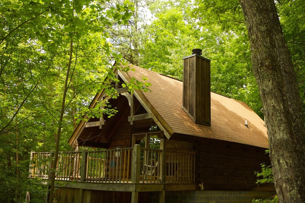 vacation home a cabin in the woods pigeon forge tn Woods Cabin