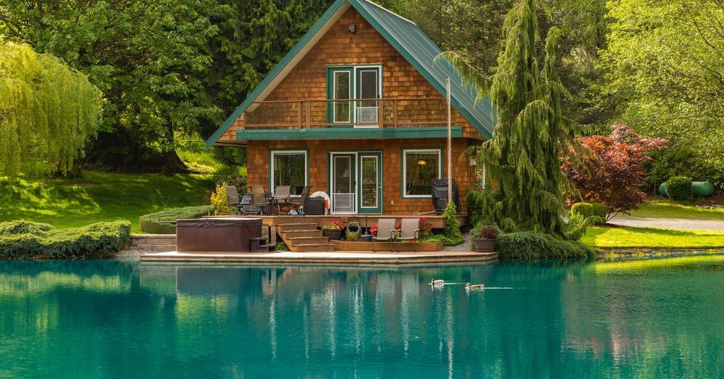 vacation rentals 7 serene lake houses to rent this summer Lake Cabin Getaways Near Me