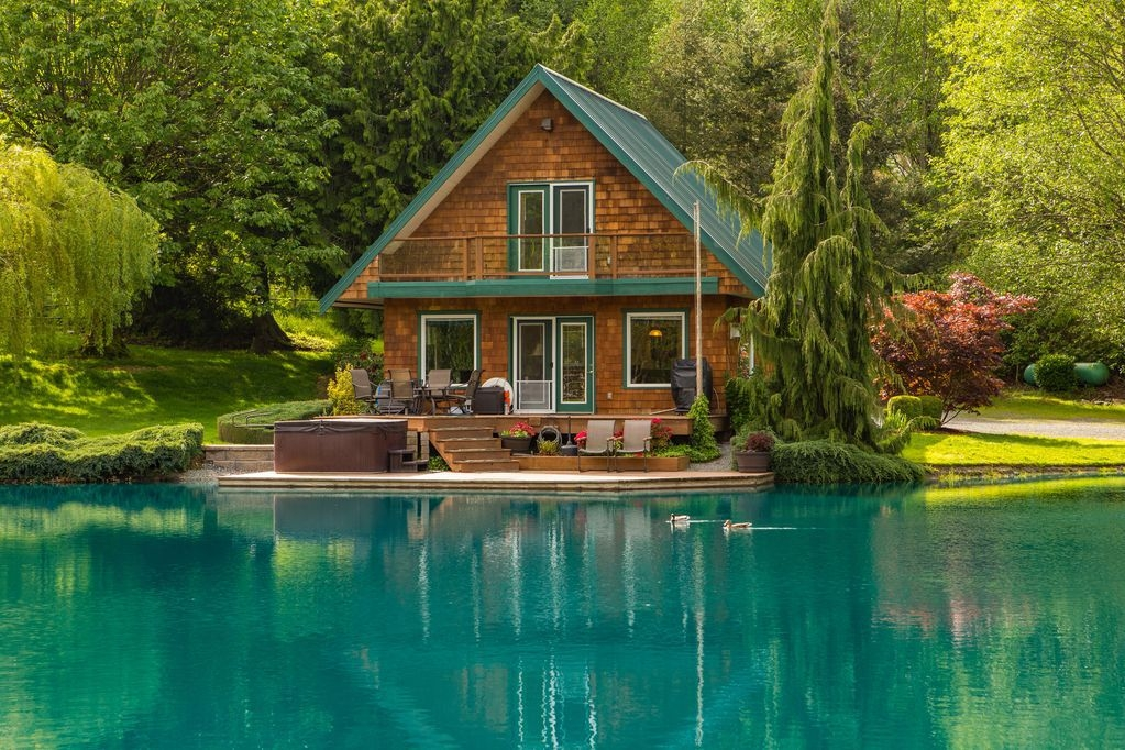 vacation rentals 7 serene lake houses to rent this summer Lake Cabin Pictures