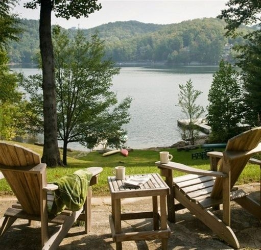 visit lakehousevacations to book this home for your next Lake Cabin North Carolina