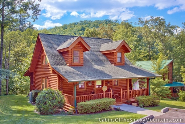 wears valley cabin rentals in tennessee Comfy Cottage Cabin Wears Valley Tn
