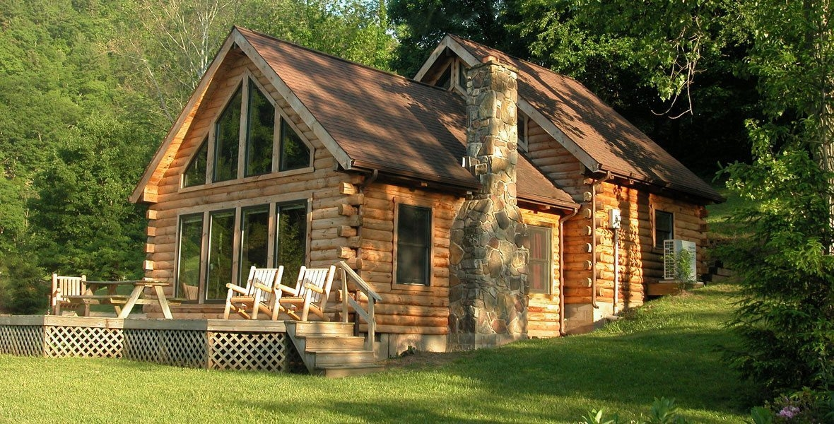 welcome to harmans luxury log cabins in west virginia Mountain Cottage & Cabin Names