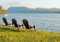 10 beautiful new england lake houses you can rent on airbnb Lake Cabin Airbnb