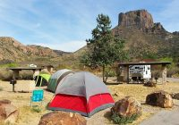 11 best campgrounds at big bend national park planetware Big Bend State Park Cabins
