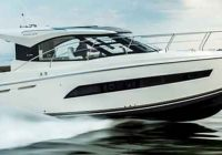 11 small boats with cabins that are affordable with 2021 Cabin Cruiser