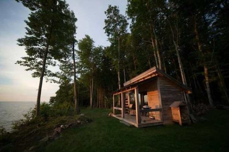 Permalink to Cozy Cabin On Lake Michigan Gallery