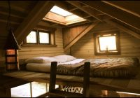 12 beautiful creative tiny house lofts living big in a Decorating A Small Cabin Loft