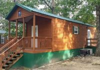 12 great places to go camping in nj nj Parvin State Park Cabins