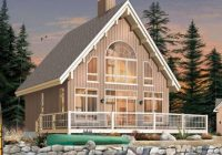 12 lakefront cabin plans images to consider when you lack of Lake Cabin Ideas