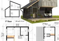 13 best small cabin plans with cost to build craft mart Tiny Cabin Plans