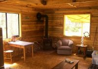 14 x 24 owner built cabin small cabin interiors cabin Small Cabin Interior Ideas