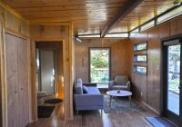 14×24 modern cabin style tiny house kanga room systems 14×24 Cabin With Loft