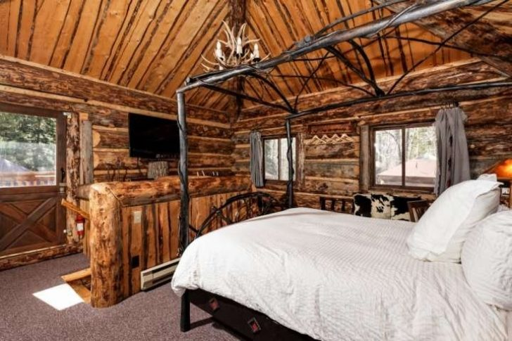 Permalink to Simple Romantic Mountain Cabin Getaways Ideas