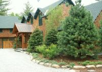 15 practical cabin landscaping tips Cabin Landscaping Ideas