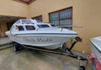 16ft boat for sale despatch gumtree classifieds south africa 814352698 Small Cabin Boat 8hp Port Elizabeth