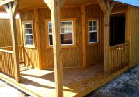 16×40 finished cabin pictures to pin on pinterest pinsdaddy 16×40 Deluxe Lofted Barn Cabin