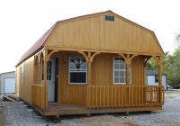 16×44 lofted barn cabin Lofted Cabin