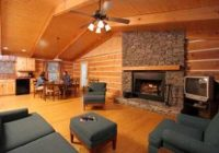 17 state resort parks offer new years eve events outdoors Jenny Wiley State Park Cabins