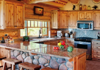 19 log cabin home dcor ideas Cabin Decorations