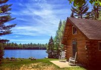 1br cabin vacation rental in munising michigan 2015617 Pet Friendly Cabins In Michigan
