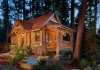 20 amazing wooden mountain cabin exterior designs style Rustic Cabin Designs