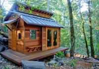 20 of the most beautiful tiny cabins Tiny Cabin