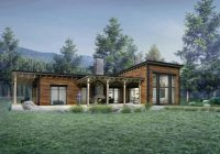 20 stunning examples of modern cabins Modern Cabin House