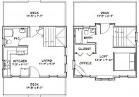 20 x 20 house floor plans ideas for the house in 2021 20 X 20 Cabin Plans
