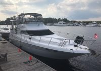 2002 used sea ray 420 aft cabin motor yacht for sale Sea Ray 420 Aft Cabin