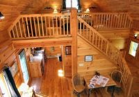 20×20 cabin interior bing images in 2021 cabin loft log Small Cabins With Lofts