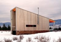 21 modern cabins for the stylish mountain man Contemporary Cabins