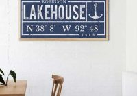 21 unique personalized gifts for him all gifts considered Lake Cabin Gift Ideas