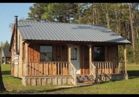 24 x 24 simple cabin plans Simple Cabin House