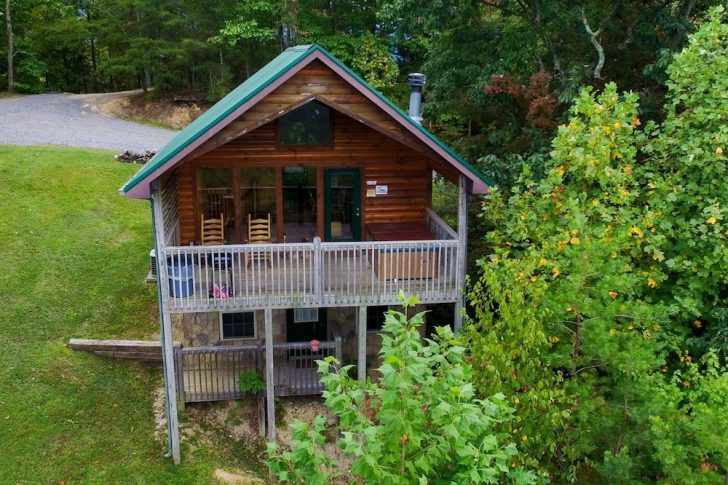 Permalink to Elegant Comfy Cottage Cabin Wears Valley Tn Gallery