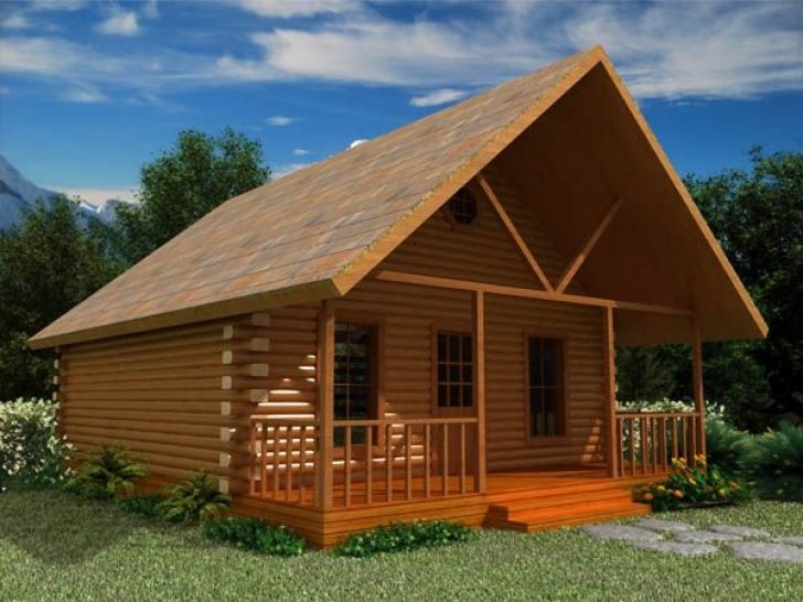 Permalink to 24×30 Cabin  Gallery