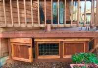 25 brilliant deck skirting ideas that worth building Cabin Skirting Ideas
