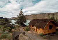 25 places to rent a cabin around oregon oregonlive Lake Cabin Oregon For Sale