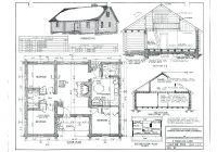 4 free plans to build your own cabin book of cabins Free Cabin Plans With Loft
