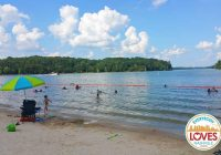 5 best places to swim in nashville everybody loves J Percy Priest Lake Cabin Rentals