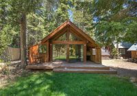 5 charming tahoe cabins you can rent tahoe rental company Rent A Cabin Lake Tahoe