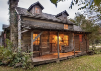 5 cozy cottages perfect for an escape from chicago curbed Cabin Hut Cottage