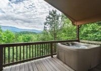 5 romantic gatlinburg cabins with hot tub for a couples getaway Cabin Cottage With Hot Tub