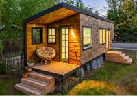 5 tiny homes that are amazingly affordable Modern Mini Cabin