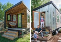 5 tiny homes that are amazingly affordable Small Cabin Backyard
