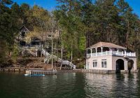 54 lake yonah westminster nc 29693 realtor Lake Yonah Cabin For Sale