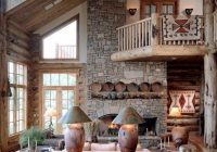 55 airy and cozy rustic living room designs digsdigs Pinterest Outdoor Cabin Decor
